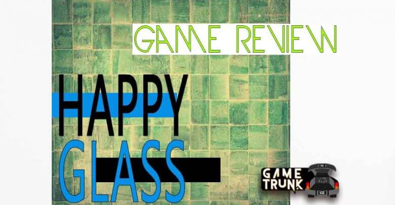 cover of happy glass game review