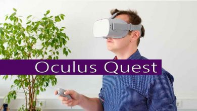 img of a brand new oculus quest
