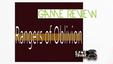 picutre of rangers of oblivion game review post