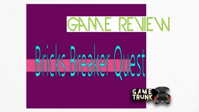 The image of bricks breaker quest game review article